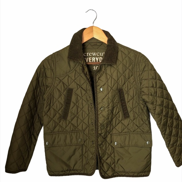 Crewcuts J.Crew Quilted Jacket